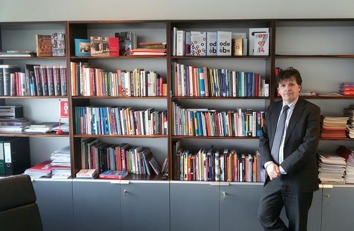 "OBA directeur Martin Berendse: ""Vrijwilligers als ware ambassadeurs"""
