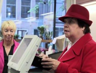 De waarde van vrijwilligerswerk voor Sylvia