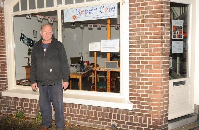 Allround vrijwilliger bij het Repair Café