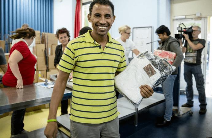 Lancering Vrienden van de Vluchteling
