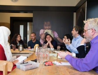 Training voor taalvrijwilligers