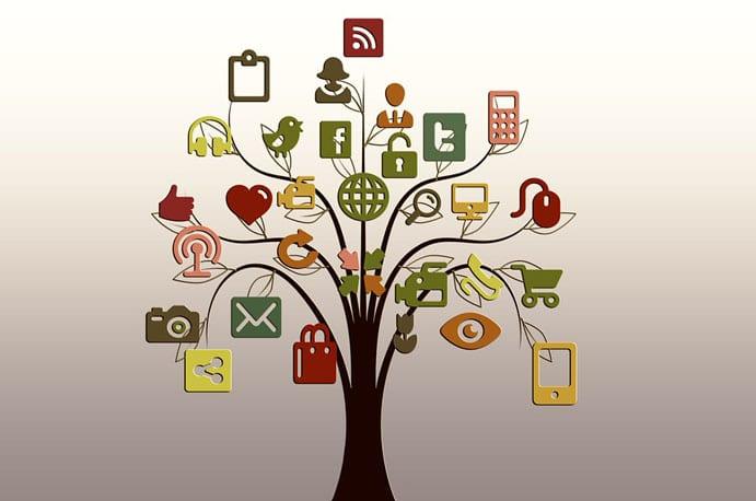 sociale media voor organisaties
