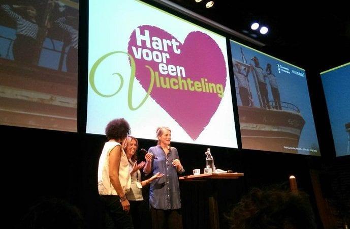 Lancering Hart voor een vluchteling