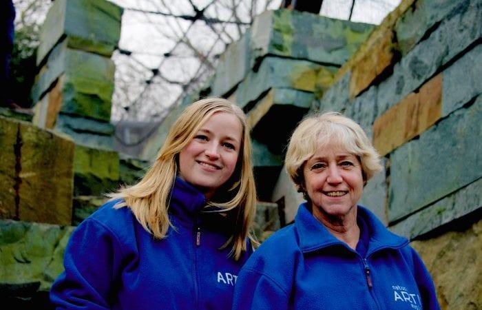 De loopbaan van vrijwilliger Anne Coos