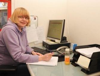 Vrijwilliger van de maand: Carla
