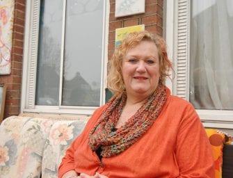 Janine begeleidt interculturele ontmoetingsochtenden