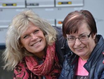 Fietsmaatjes: Yvonne helpt Anita op weg