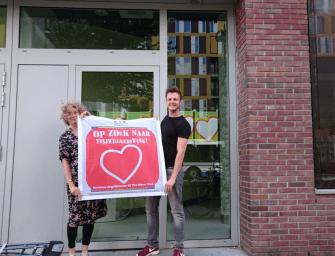 Vrijwilligers Centrale Amsterdam Nieuw West verhuist