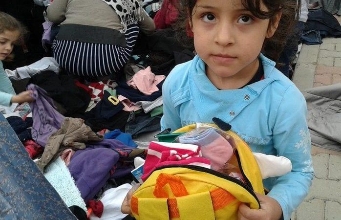 Evenement voor vrijwilligers die zich inzetten voor vluchtelingen