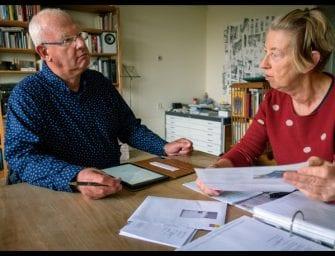 Fotostrip: Herman Grajer werkt voor Stichting !WOON