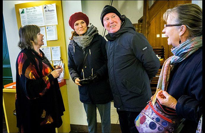 Vrijwilligerscafé voor krasse knarren en andere oudere jongeren