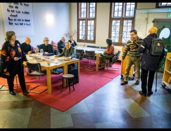75 vrijwilligers zorgen voor culturele ontmoetingen