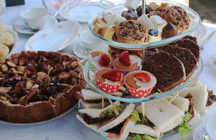 Vrijwilligers High Tea
