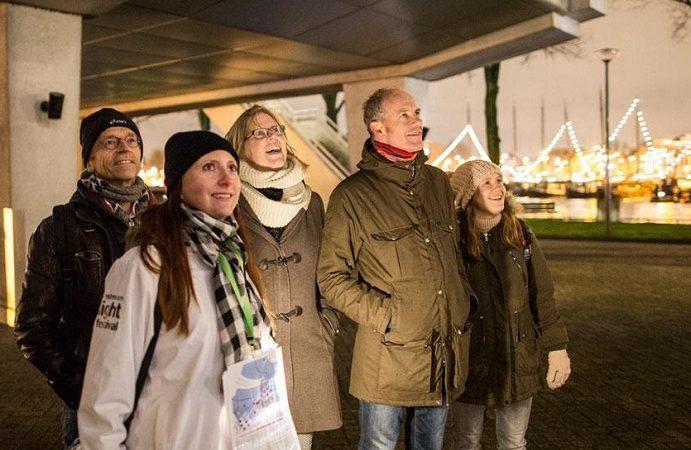 Vacature van de week: Host bij Amsterdam Light Festival