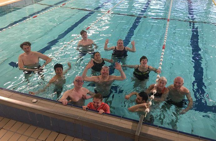 Vacature van de week: Zwembegeleider blinden en slechtzienden
