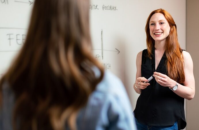 Terugblik op Back to school – speeddate met organisaties