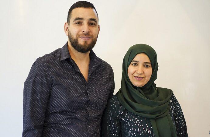 Nadia en Mohammed geven 'Samen Kracht'