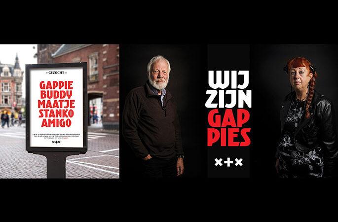 Gappie Gezocht wint Amsterdamse Communicatie Prijs