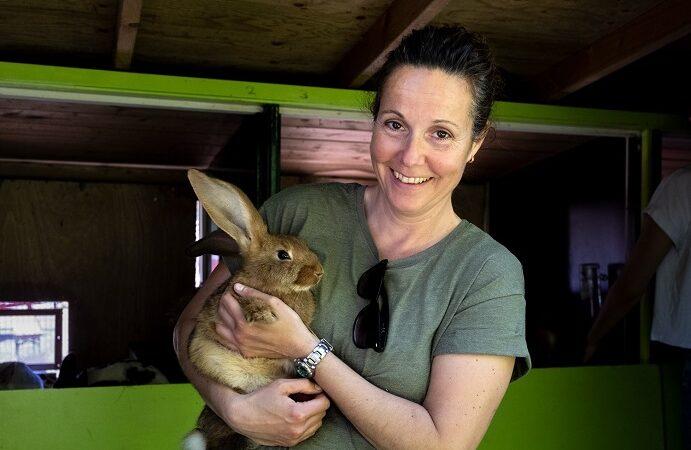 """Vrijwilligerswerk met dieren: """"Ik heb vaak een geluksmomentje"""""""
