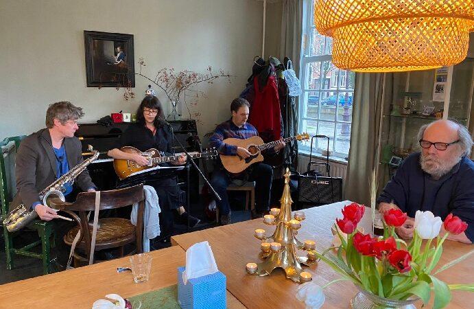 Vrijwilligers gezocht: muziek maken met mensen met dementie